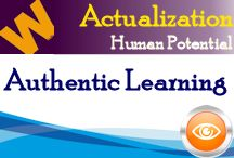 Actalization: Learning / Articles and resources that promote real-world authentic learning that support the skills, values and attitudes that prepare learners for their future in the global knowledge economy.