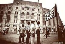 Pinstripe Pride *New York Yankees* / New York Yankees Bronx Bombers Board / by Bruce H. Banner