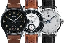 Christopher Ward Morgan Chronometers