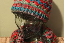 Crochet-Hats & Earwarmers / Hats and ear warmers / by Ginia Steward