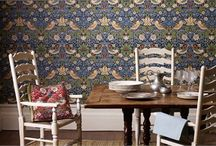 William Morris & Co.  Fabric & Wallpaper / William Morris & Co.