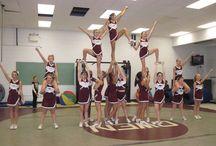 Cheer Coach / by Kayla Ray