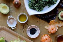 Salads / by Dayna Aysen