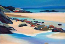Art - #11: Seascapes