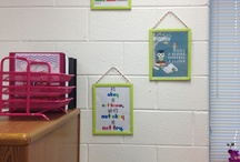 Classroom DIY / by Alecia Mooney