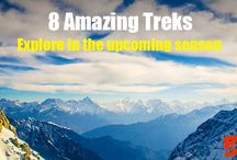 Trekkers Diary:  Exploring the Himalayas / Read about high altitude trekking routes & enriching experiences of trekkers.
