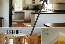 Kitchen Ideas / by ScrappyK Designs