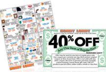 saving money ideas/coupons