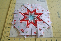 Quilting / Folded star