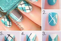 diy nails / by Nicole Durfee-Sherlock