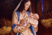 Nativity Art / by Jamie L. Torres