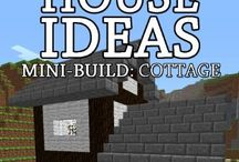 Minecraft cottages