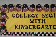 Kindergarten / by Meredith Haithcock