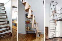 13 Treppe Design-Ideen Für Kleine Räume