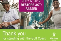 standing with the gulf / by Oxfam America
