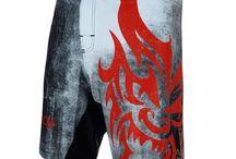 MMA Shorts / Urobach's epic MMA Shorts