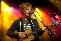 Ed Sheeran  / by Mara Meadows