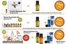 Essential oils  / by Reyna Gallegos
