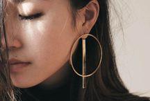Yellow Jewelry Photoshoot
