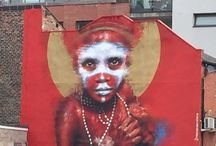 Art and soul of the Northern Quarter, Manchester