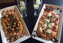 Flat Bread Pizza / Flat Bread Pizza at Hops & Leisure