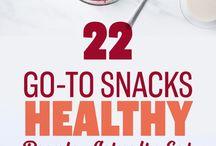 Fit&HealthySnacks