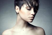 short/pixie cuts... / by Sonia Montoya