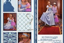 Scrapbooking Disney: Character Meals / by Lena Hall