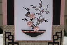 Ikebana & Paper Flower