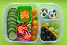 Created kid lunches themes / by Jory Leibach