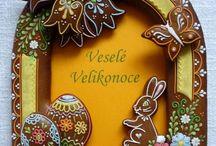 Perníčky - Velikonoce