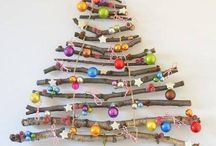 》Christmas wall tree《