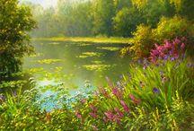 2) Landscape - gerhard Nesvadba