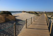 Atlantic Route in Northern Portugal / From Porto to Caminha, the Coastal Route in northern Portual follows boardwalks and back roads alongside the wide sandy beaches and flowered sand dunes of the northern Portuguese coastline. More info: https://goo.gl/OMJsey
