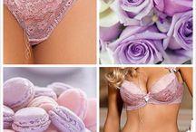 Summer Inspired Lingerie / Pretty lingerie