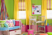 Kids' Rooms / by Ruth Thomas