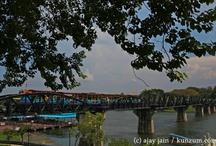 Thailand - Kanchanaburi / by Kunzum #wetravel