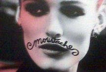 Trend 2012 elements: Moustache