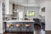 Main living / Mid-century modern design