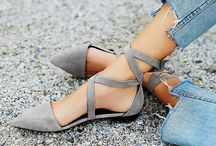 Flats / Closed toed flat shoes