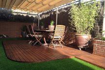 deck terraza