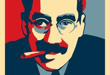 Groucho Marx!