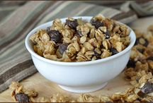 Granola  / by Libby Lasley