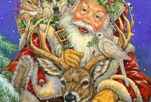 Santa Claus / by Dorota Wrona