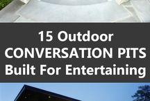 Conversation Pits