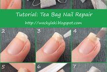 Nails / by Kathy Taylor