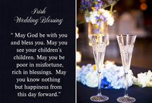 Wedding Blessings and Wedding Signs
