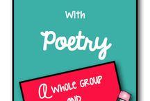 Poetry 3rd Grade
