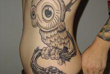 Tattoos / by Megan Gossard