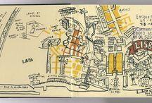 illo: maps